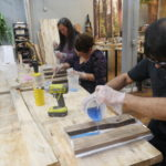 resin cheese board class