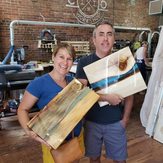 Community Woodworking Workshop in Denver | Make Custom
